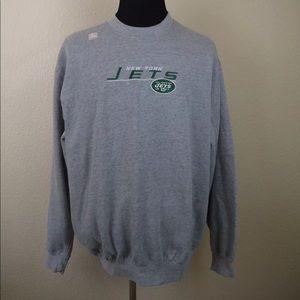 New York Jets Crewneck Sweatshirt NWOT
